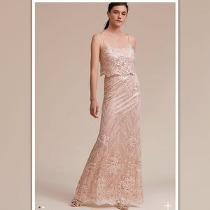 Arden Dress Anthropologie BHLDN